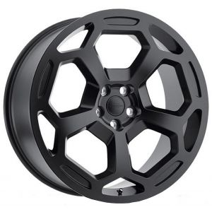 20x9.5 Redbourne Bashford Matte Black