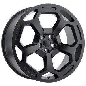 22x10 Redbourne Bashford Matte Black