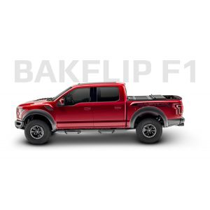 "BAK BAKFlip F1 Folding Tonneau Cover (2015-2020 Ford Raptor / F150) (Approx 5.5"") ( Short bed)"
