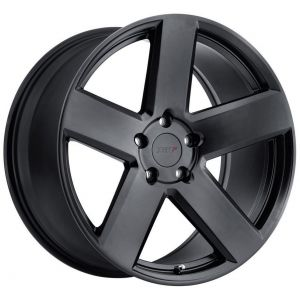 18x9.5 TSW Bristol All Matte Black