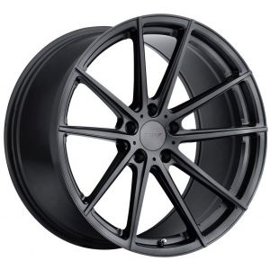 18x10.5 TSW Bathurst Gloss Gunmetal (Rotary Forged)