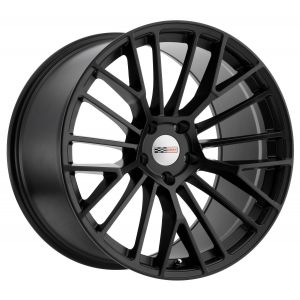 18x9.5 Cray Astoria Matte Black (Rotary Forged)