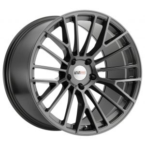 - Staggered full Set -(2) 20x10.5 Cray Astoria Gloss Gunmetal (Rotary Forged)(2) 20x12 Cray Astoria Gloss Gunmetal (Rotary Forged)