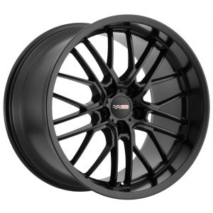 17x9 Cray Eagle Matte Black