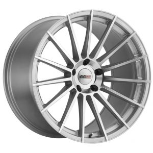 19x11 Cray Mako Silver w/ Mirror Cut Lip (Rotary Forged)