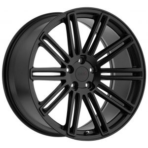 - Staggered Full Set - (2) 18x8.5 TSW Crowthorne Matte Black(2) 18x9.5 TSW Crowthorne Matte Black