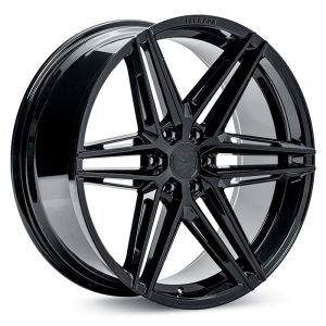 24x10 Ferrada FT4 Gloss Black
