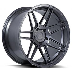20x12 Ferrada Forge-8 FR6 Matte Graphite (Rotary Forged)
