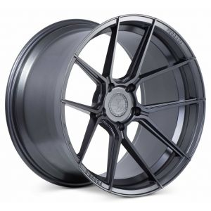 20x12 Ferrada Forge-8 FR8 Matte Graphite (Rotary Forged)