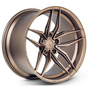 Staggered full Set - 20x10 Ferrada Forge-8 FR5 Matte Bronze (Rotary Forged) 20x11 Ferrada Forge-8 FR5 Matte Bronze (Rotary Forged)