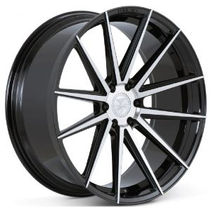 24x10 Ferrada FT1 Machine Black
