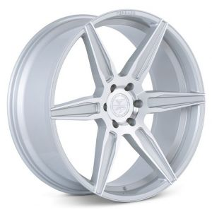 24x10 Ferrada FT2 Machine Silver