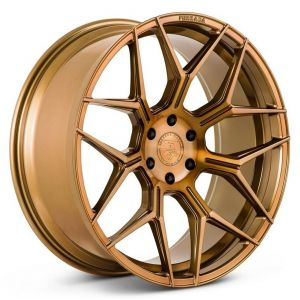 22x9.5 Ferrada FT3 Brushed Cobre