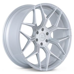 22x9.5 Ferrada FT3 Machine Silver