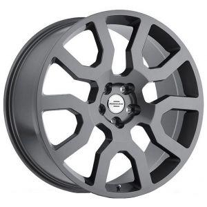 22x10 Redbourne Hercules Gloss Gunmetal