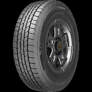 225/60R17 Continental Tires Terrain Contact H/T  Tires 99H 720AA Performance All Season