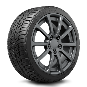 205/45ZR16 BF Goodrich Tires g-Force COMP-2 A/S Plus  Tires 83W 400AA Ultra High Performance All Season