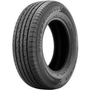175/65R14 Falken Tires Sincera SN201 A/S  Tires 82T 620AB Touring All Season