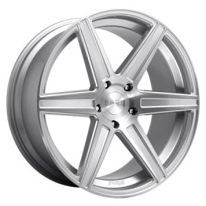 20x10.5 5x112 Niche Wheels M241 Carina Anthracite And Brushed Tinted Clear 40 offset 66.5 hub