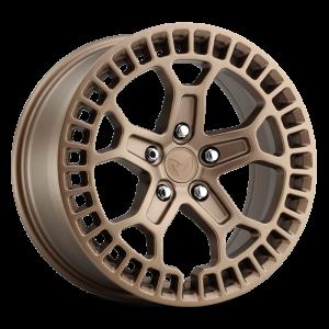 17x8 MKW Offroad Wheels M206 5x100 35et 57.1 Hub Full Matte Bronze paint