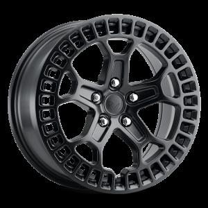 17x8 MKW Offroad Wheels M206 5x100 35et 57.1 Hub Full satin black