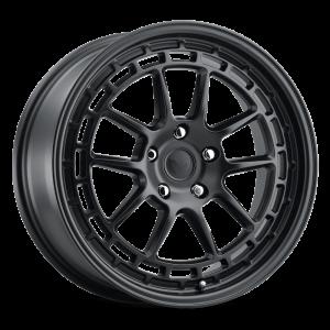 17x8 MKW Offroad Wheels M208 5x100 35et 57.1 Hub Full satin black