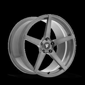 18x8 Fittipaldi Wheels FSF02HB 5x112 +35 Offset 57.1 Hub Brushed