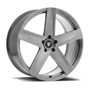 20x10 Fittipaldi Wheels FSF11HB 5x112 +40 Offset 66.6 Hub Brushed