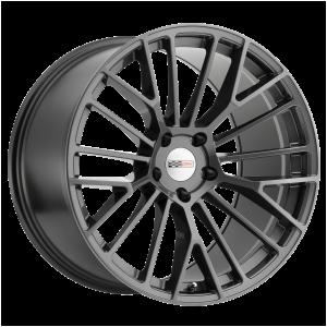 20x9 5x120.65 Cray Wheels Astoria High Gloss Gunmetal 10 offset 70.3 hub