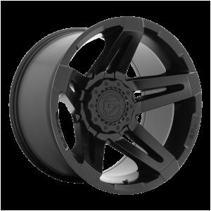 20x12 Fuel Offroad Wheels D763 Sfj 5x114.3/5x127 -44 Offset 71.5 Centerbore Matte Black