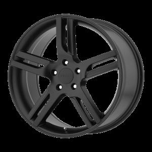 16x7  Helo Wheels HE885 Satin Black 40  offset  72.6  hub