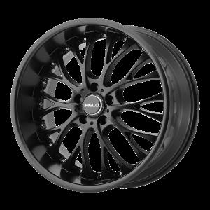 20x10  Helo Wheels HE890 Satin Black 20  offset  72.6  hub