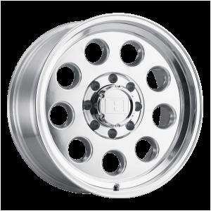 15x8  Level 8 Wheels Hauler Polished -30  offset  112.1  hub