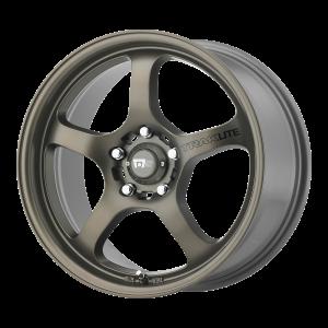17x7 5x100 Motegi Wheels MR131 Matte Bronze 45 offset 72.6 hub