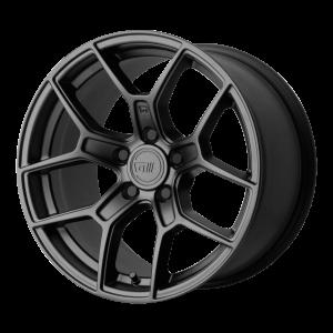 17x8.5 5x114.3 Motegi Wheels MR133 TM5 Satin Black 35 offset 72.6 hub