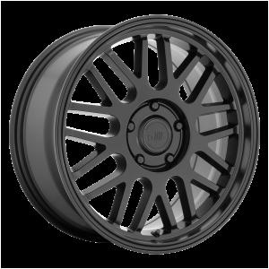 16x7 5x100 Motegi Wheels MR144 M9 Satin Black 40 offset 72.6 hub