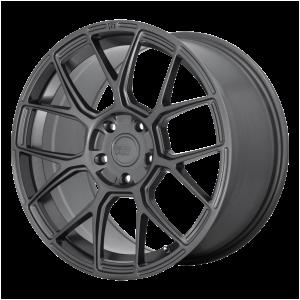 17x8 5x100 Motegi Wheels MR147 CM7 Gunmetal 38 offset 72.6 hub