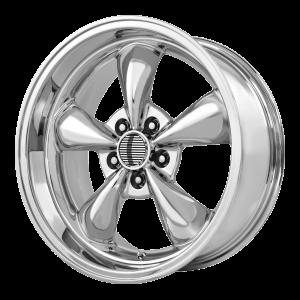17x10.5 5x114.3 OE Creations Replica Wheels PR106 Chrome 27 offset 70.6 hub