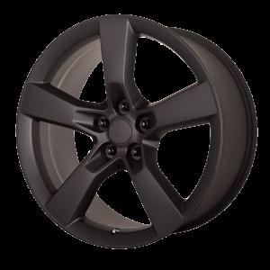 20x8 5x120 OE Creations Replica Wheels PR125 Matte Black 35 offset 67.06 hub