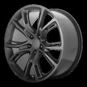 20x10 5x127 OE Creations Replica Wheels PR137 Matte Black 50 offset 71.5 hub