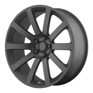 20x9 5x115 OE Creations Replica Wheels PR146 Matte Black 26 offset 71.5 hub