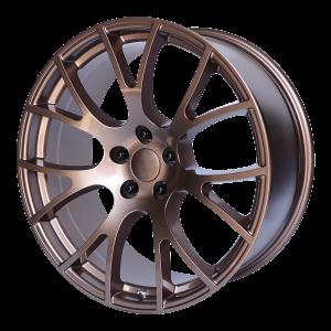 20x10 5x115 OE Creations Replica Wheels PR161 Copper Paint 18 offset 71.5 hub