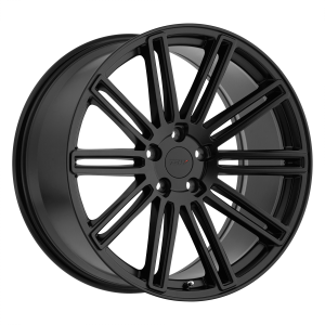 17x8 5x100 TSW Wheels Crowthorne Matte Black 35 offset 72.1 hub