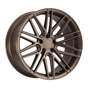 18x9.5 5x112 TSW Wheels Pescara Bronze 40 offset 66.56 hub