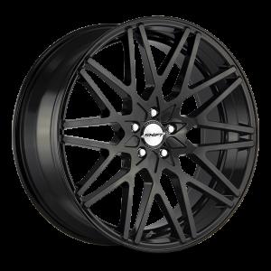 18x8 Shift Wheels Formula 5x100 30 ET 73.1 hub - All Gloss Black