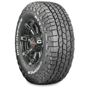 LT265/60R20/10 Cooper Tires Discoverer AT3 XLT  Tires 121R  All Terrain All Weather