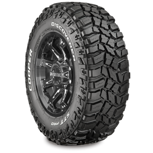 30X9.50R15/6 Cooper Tires Discoverer STT Pro  Tires 104Q  Mud Terrain All Season