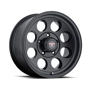 15x10  Level 8 Wheels Tracker Matte Black -48  offset  108  hub