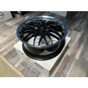 20x10.5 ET30 5x112 66.5CB MRR Design GF06 Wheels Silver