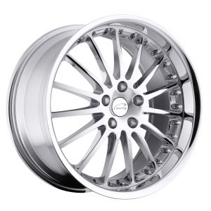 20x10 Coventry Whitley  Chrome